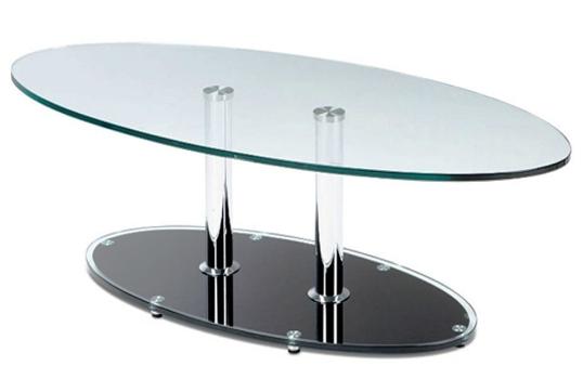 va 034 mesas de centro en vidrio On mesas de centro de vidrio