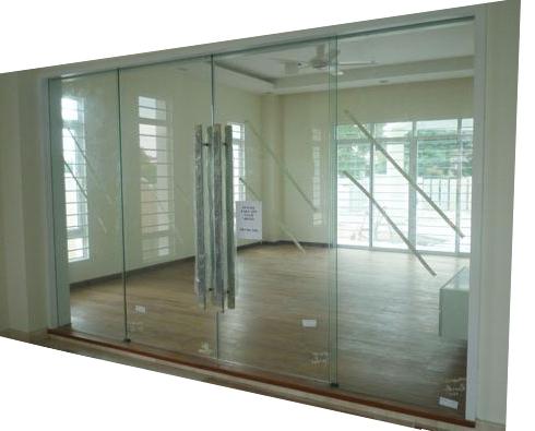 Puertas de vidrio pv 014 - Puertas de vidrio templado ...