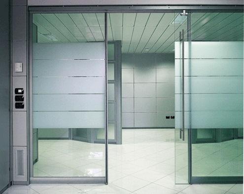 Puertas de vidrios templados imagui for Vidrios opacos para puertas