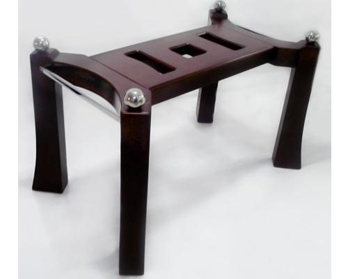 Bases para comedor for Comedores en madera y vidrio